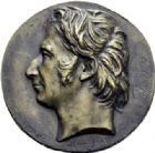 Photo numismatique  ARCHIVES VENTE 2014 -Coll J P Dixméras MÉDAILLES ET JETONS DEPUIS LA RESTAURATION DAVID D'ANGERS 1707- François Arago.