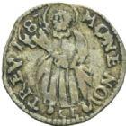 Photo numismatique  MONNAIES MONNAIES DU MONDE ALLEMAGNE TREVES, Jean Hugo d'Orsbeck (1676-1711) 4 pfennig.
