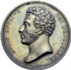 Photo numismatique  ARCHIVES VENTE 2014 -Coll J P Dixméras MÉDAILLES ET JETONS DEPUIS LA RESTAURATION  1702- Louis d'Angoulême préside le Collège électoral de la Gironde en août 1815.