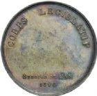 Photo numismatique  ARCHIVES VENTE 2014 -Coll J P Dixméras MÉDAILLES ET JETONS NAPOLEON Ier EMPEREUR (18 mai 1804-6 avril 1814 - 1815)  1699- Corps législatif, session de 1808.
