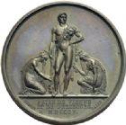Photo numismatique  ARCHIVES VENTE 2014 -Coll J P Dixméras MÉDAILLES ET JETONS NAPOLEON Ier EMPEREUR (18 mai 1804-6 avril 1814 - 1815)  1697- Prise de Vienne et de Presbourg, 1805.