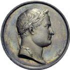 Photo numismatique  ARCHIVES VENTE 2014 -Coll J P Dixméras MÉDAILLES ET JETONS NAPOLEON Ier EMPEREUR (18 mai 1804-6 avril 1814 - 1815)  1694- Camp de Boulogne, (16 août 1804).