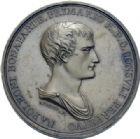 Photo numismatique  ARCHIVES VENTE 2014 -Coll J P Dixméras MÉDAILLES ET JETONS LE CONSULAT (9 novembre 1799- 18 mai 1804)  1693 - Pose de la première pierre du pont sur la Durance, 1803.