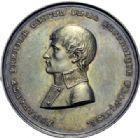 Photo numismatique  ARCHIVES VENTE 2014 -Coll J P Dixméras MÉDAILLES ET JETONS LE CONSULAT (9 novembre 1799- 18 mai 1804)  1692- Visite à Lille du Premier Consul, 9 avril 1803.
