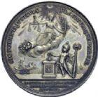 Photo numismatique  ARCHIVES VENTE 2014 -Coll J P Dixméras MÉDAILLES ET JETONS LE CONSULAT (9 novembre 1799- 18 mai 1804)  1689- Paix d'Amiens, 25-27 mars 1802.