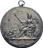 Photo numismatique  ARCHIVES VENTE 2014 -Coll J P Dixméras MEDAILLES ET JETONS LOUIS XVI (1774-1793) et RÉVOLUTION FRANÇAISE STYLE DE PALLOY 1671- La Liberté ou la mort, (1793).