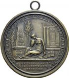 Photo numismatique  ARCHIVES VENTE 2014 -Coll J P Dixméras MÉDAILLES ET JETONS LOUIS XVI (1774-1793) et RÉVOLUTION FRANÇAISE MEDAILLES DE PALLOY 1670- Souvenir de prison.