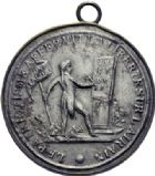 Photo numismatique  ARCHIVES VENTE 2014 -Coll J P Dixméras MÉDAILLES ET JETONS LOUIS XVI (1774-1793) et RÉVOLUTION FRANÇAISE MEDAILLES DE PALLOY 1667- Les Jacobins.