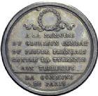 Photo numismatique  ARCHIVES VENTE 2014 -Coll J P Dixméras MÉDAILLES ET JETONS LOUIS XVI (1774-1793) et RÉVOLUTION FRANÇAISE  1661- Prise des Tuileries, 10 août 1792.