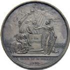 Photo numismatique  ARCHIVES VENTE 2014 -Coll J P Dixméras MÉDAILLES ET JETONS LOUIS XVI (1774-1793) et RÉVOLUTION FRANÇAISE  1652- Confédération du 14 juillet 1790.