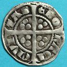 Photo numismatique  MONNAIES MONNAIES DU MONDE ANGLETERRE EDOUARD Ier (1272-1307)  Penny de York.