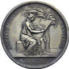 Photo numismatique  ARCHIVES VENTE 2014 -Coll J P Dixméras MÉDAILLES ET JETONS LOUIS XVI (1774-1793) et RÉVOLUTION FRANÇAISE  1643- Naissance du Dauphin Louis Charles, 27 mars 1785.