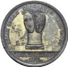 Photo numismatique  ARCHIVES VENTE 2014 -Coll J P Dixméras MÉDAILLES ET JETONS LOUIS XV (1715-1774)  1642- Médaille en argent, Mariage du Comte de Provence et de Marie Joséphine Louise de Savoie, 1771.