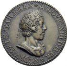 Photo numismatique  ARCHIVES VENTE 2014 -Coll J P Dixméras MÉDAILLES ET JETONS LOUIS XIII (1610-1643) et son époque  1629- Médaille en bronze de Nicolas Bailleul, 1628.