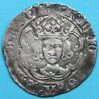Photo numismatique  MONNAIES MONNAIES DU MONDE ANGLETERRE HENRI VII (1485-1509) Gros de Londres.