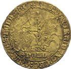 Photo numismatique  ARCHIVES VENTE 2014 -Coll J P Dixméras MONNAIES DU MONDE PAYS-BAS HOLLANDE, PHILIPPE LE BON (1433-1467) 1603- Cavalier d'or.