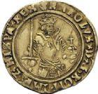 Photo numismatique  ARCHIVES VENTE 2014 -Coll J P Dixméras MONNAIES DU MONDE BELGIQUE BRABANT, Charles Quint (1506-1555) 1600- Carolus d'or, Anvers.