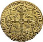 Photo numismatique  ARCHIVES VENTE 2014 -Coll J P Dixméras MONNAIES DU MONDE BELGIQUE FLANDRE, Louis de Mâle (1346-1384) 1590- Mouton d'or.