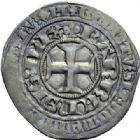Photo numismatique  ARCHIVES VENTE 2014 -Coll J P Dixméras BARONNIALES Comté de BAR ROBERT (1354-1411) 1583- Blanc au K.
