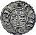 Photo numismatique  ARCHIVES VENTE 2014 -Coll J P Dixméras BARONNIALES Comté de BORDEAUX GUI-GEOFFROI (avant 1043-1058) 1563- denier.