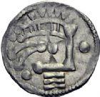 Photo numismatique  ARCHIVES VENTE 2014 -Coll J P Dixméras BARONNIALES   1561- Lot de 2 monnaies.