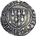 Photo numismatique  ARCHIVES VENTE 2014 -Coll J P Dixméras BARONNIALES   1557- Bretagne, lot de 2 monnaies.