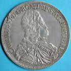 Photo numismatique  MONNAIES MONNAIES DU MONDE AUTRICHE CHARLES VI (1711-1740)  Thaler de 1716, frappé à Hall.