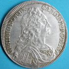 Photo numismatique  MONNAIES MONNAIES DU MONDE AUTRICHE CHARLES VI (1711-1740) Thaler de 1736, frappé à Hall.