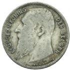 Photo numismatique  MONNAIES MONNAIES DU MONDE BELGIQUE ROYAUME, Léopold II. (1865-1909) 1 franc de 1904.