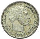 Photo numismatique  MONNAIES MONNAIES DU MONDE DANEMARK CHRISTIAN IX (1863-1906) 10 ore de 1889.
