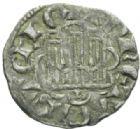 Photo numismatique  MONNAIES MONNAIES DU MONDE ESPAGNE CASTILLE  Alphonse X (1252-1284) Noven.