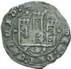 Photo numismatique  MONNAIES MONNAIES DU MONDE ESPAGNE JEAN II (1406-1454) Blanc.