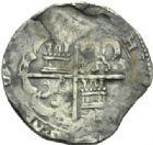 Photo numismatique  MONNAIES MONNAIES DU MONDE ESPAGNE PHILIPPE IV (1621-1665) 4 reales de Tolède.