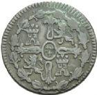 Photo numismatique  MONNAIES MONNAIES DU MONDE ESPAGNE FERDINAND VII (1808-1833) 8 maravedis.